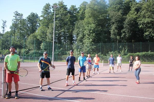 Turniej Tenisa Ziemnego w grze deblowej